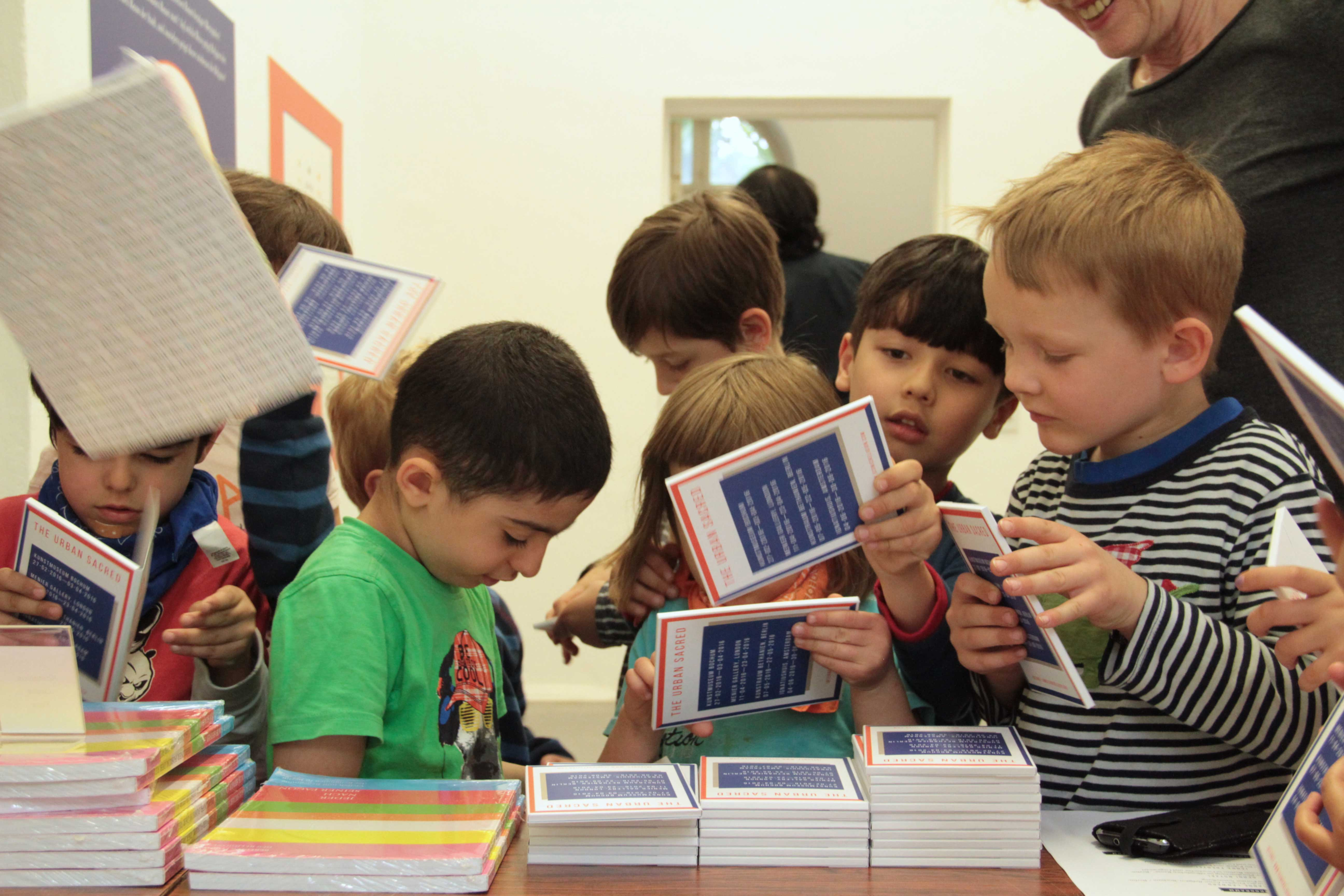 Exhibition Berlin | Children from St Michael's Kindergarten
