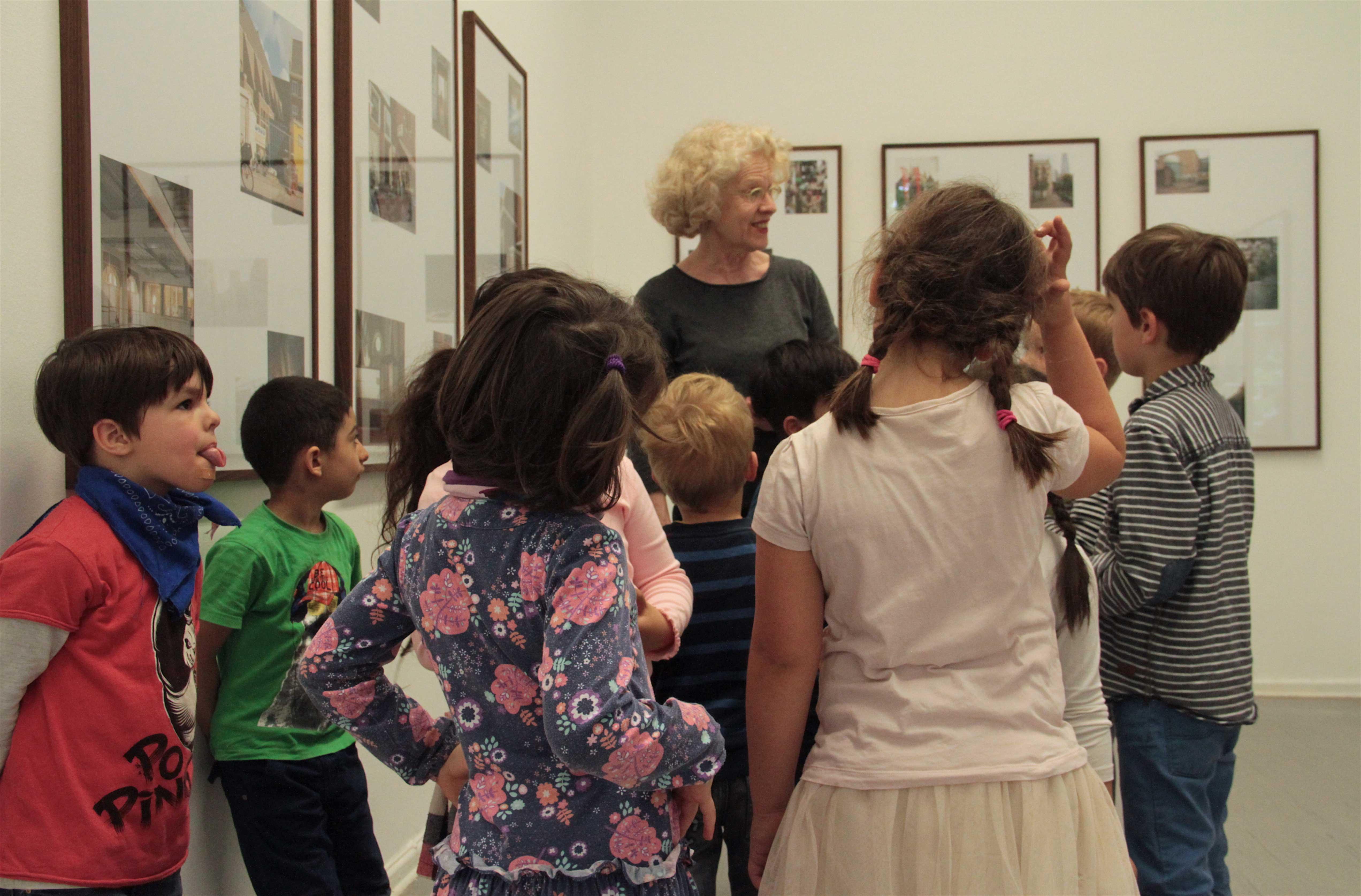 Exhibition Berlin | children from St Michael's Kindergarten